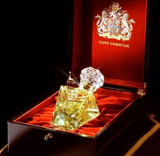 cristal baccarat perfume más caro del mundo