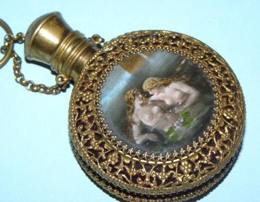gay perfumero art nouveau francia 1900