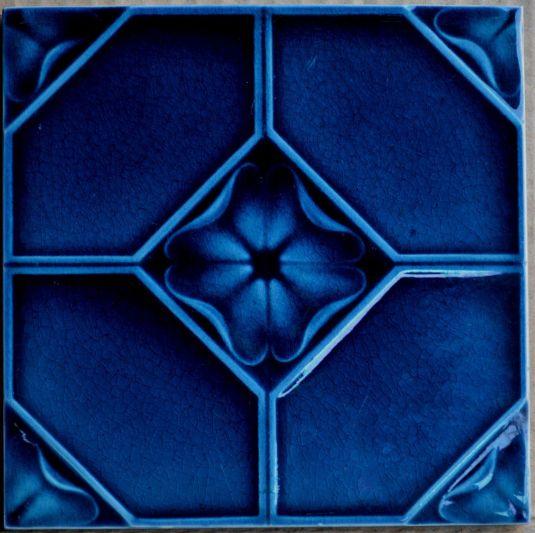 mayólica art nouveau Pilkington's Tiles & Pottery Inglaterra 1905