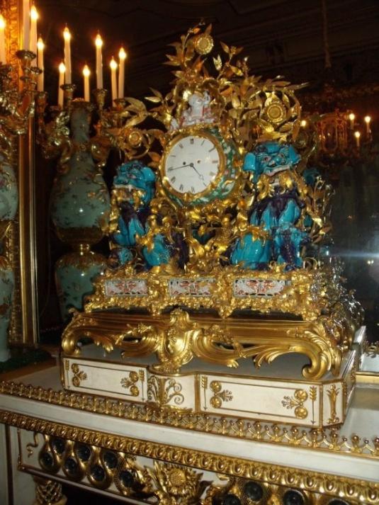 reloj de Buckingham Palace Kyling Clock