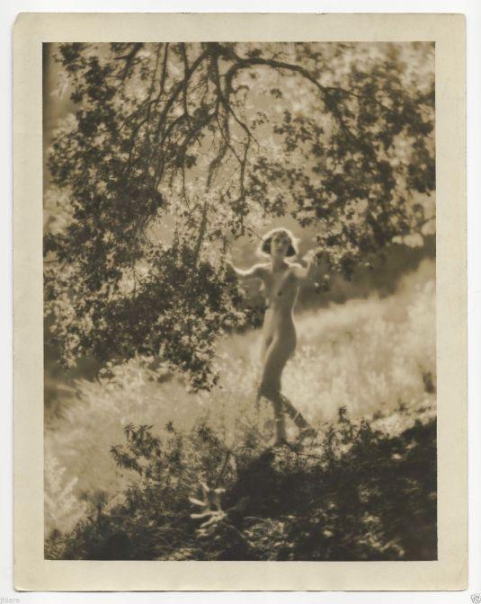fotografía Edwin Bower Estados Unidos 1920