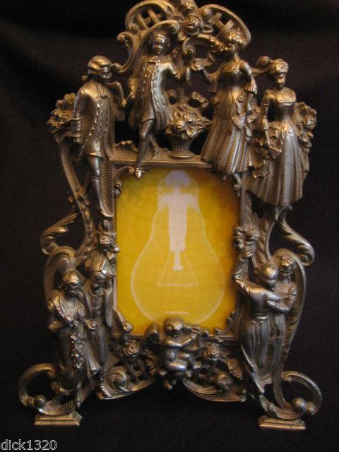 marco-de-bronce-estilo-art-nouveau-inglaterra-1905