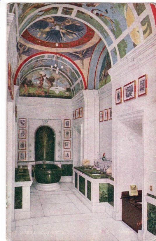 casa-de-munecas-bano-del-rey-inglaterra-1924