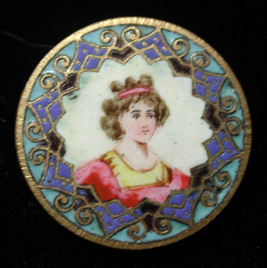 boton-esmaltado-victoriano-retrato-de-dama