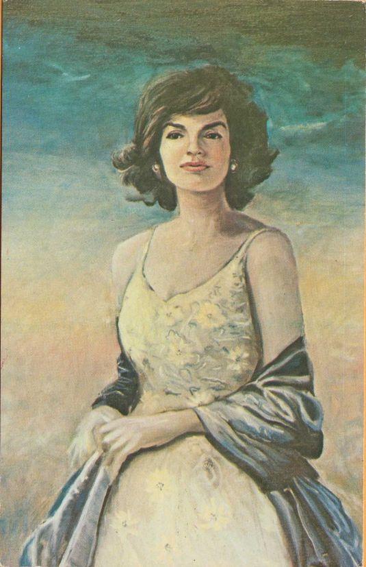 jackie-postal-de-retrato-de-jackie-pintado-por-charles-j-mccarthy