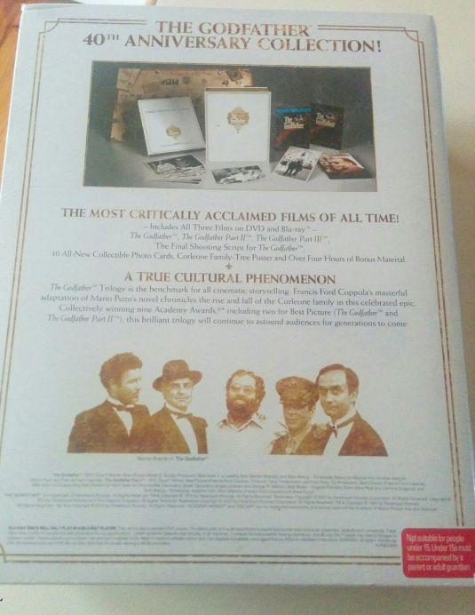Colección de DVDs por el 40 aniversario.