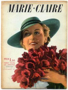 reynaldo luza caratula de marie claire de 1927
