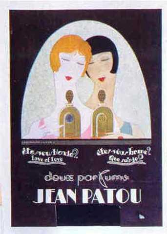 reynaldo luza poster publicitario de 1925