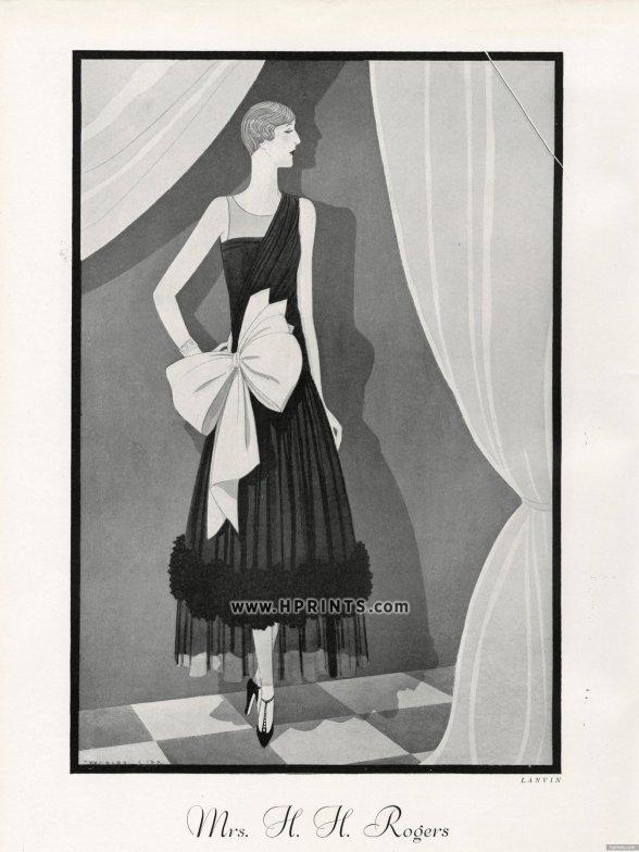 reynaldo luza poster publicitario de 1927