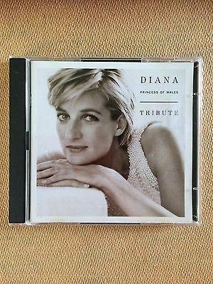 Diana cd DIANA PRINCESS OF WALES TRIBUTE 1997