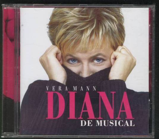 Diana cd VERA MANN Diana De Musical CD